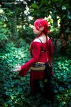 Elenie the Fire elf - Original Cosplay by TwiSearcher85