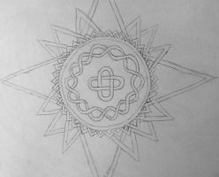 Celtic knot by PsychedelicVixen