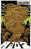 RJD2 Tour Poster by Splintermouth