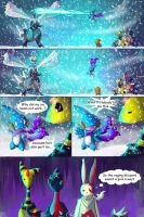 Team Fearious: Mission 5: Pg 10 by HERthatDRAWS