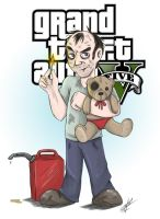 Trevor Philips by GakiRules