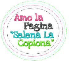 Amo la pagin Selena la copiona Png by FernandaaEditions