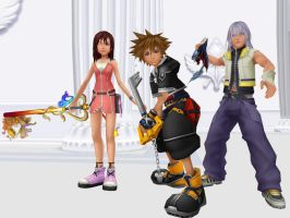 Keyblade Masters - New Generation by RoxasRox1042