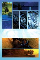 MTG Planes Walker Comic page 2 by Andrew-Robinson
