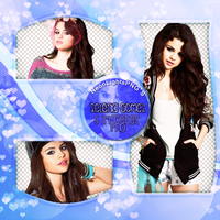 Pack PNG de Selena Gomez by SoffMalik