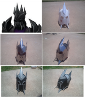 Torva Full Helm by deviationanonymous