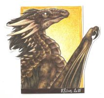 ACEO Shareaza by ElorenLeianor