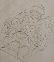 .YAHOO.Lineart. by trisis