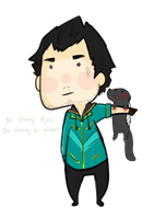 Chibi Ajay Ghale : Far Cry 4 by MatoMiku1284