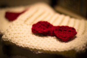 Boot cuffs - with free pattern by Mary-SD