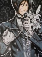 Black Butler! by Krystal89IT