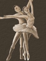 Dancers by rainydaysong