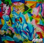 Guernica by Pablo Picasso (My Version) by HaruXHaru