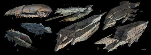 SFships concept ideas2 by samice
