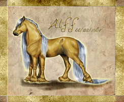 Alff Of Thor by EdithSparrow
