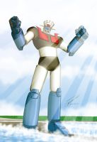 Mazinger Z by Albert217