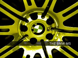 BMW In Yellow Bootskin by freddiemac