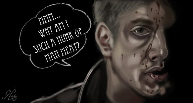 Supernatural: Dean by Hellish-Panda