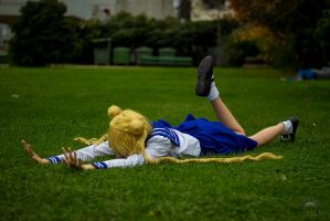 Serena Tsukino cosplay by GenesisMoon