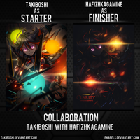 Cover Collaboration with Takiboshi by Enabels