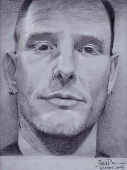 Corey Taylor 4 by Serotonin-92