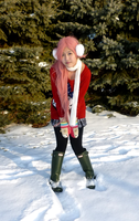 Winter Luka: By the Forest by for-the-wicked