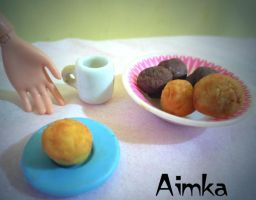 I love muffins by Aimka