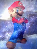 Mario cell phone WP by JRDN762