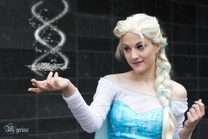 Let it go by Myrine86