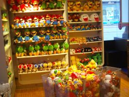 DKCTF at Nintendo World 25 by MarioSimpson1