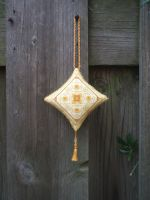Ornament of the Month - November,  Citrine by Magical525