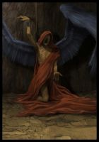 Raphael: Angel of Agony by kaav