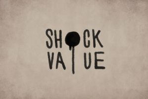 Shock Value Logo Design by robot-uprising