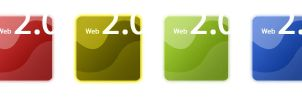 Web 2.0 Icons by scientiaL