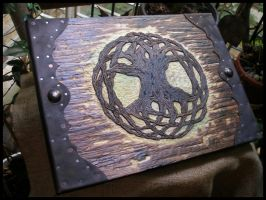 Tree of life photo album cover by morgenland
