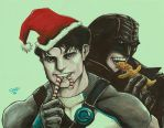 Candy Cane Christmas by olybear