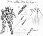AVX-001SE Stardust Requiem by Linkinpark30101