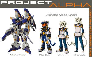 Project Alpha by alphaleo14
