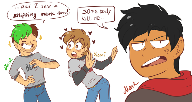 .: Draw your squad: A Terrible Pun :. by AquaGD