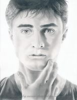 Daniel Radcliffe by OliviasArtwork