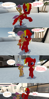 Meeting Somepony New Pt. 5 by mRcracer