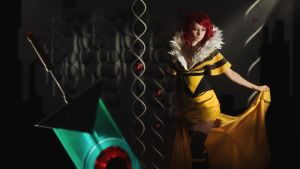 TRANSISTOR: They will find us again by MiraMarta