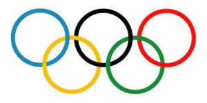 Olympic Logo by TheRyanFord
