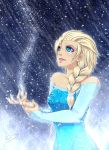 Speedpaint: The Storm rages on by Dea-89