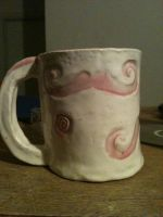 Mustache Cup (2) by katsumi12595