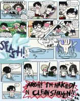 MCR comic - Hydrophobia by Chocoreaper