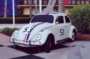 It's Herbie by MightyMorphinPower4