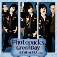 Photopack Green Day 21st Century Breakdown by ClaudiaGreenDay