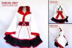 Assassin's Creed Cosplay Kimono Dress by DarlingArmy