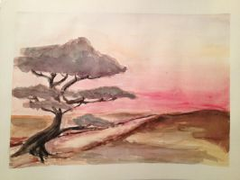 Watercolors4 by RivkaS